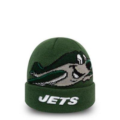 Jets -Mascot Cuff Gyerek téli sapka