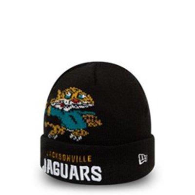 Jaguars -Mascot Cuff Gyerek téli sapka