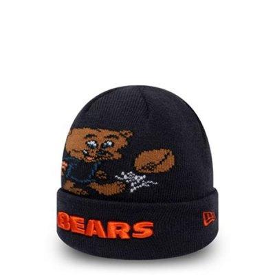Bears -Mascot Cuff Gyerek téli sapka