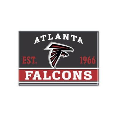 Falcons - Fém Mágnes 9cm x 6cm