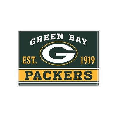 Packers - Fém Mágnes