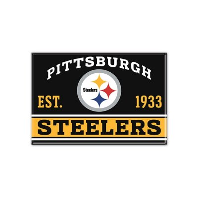 Steelers - Fém Mágnes