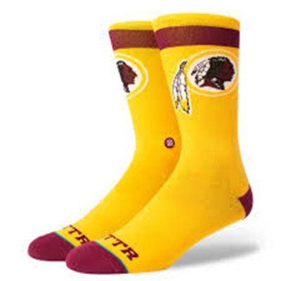 Redskins - Zokni/Washington HTTR Yellow