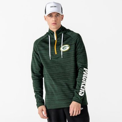 Packers - Engineered Half Zipp Hoody