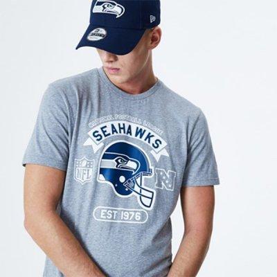 Seahawks - Graphic Helmet Tee