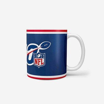 NFL 100 éves Bögre