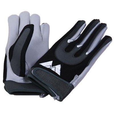 MR060 Receiver kesztyű - Fekete