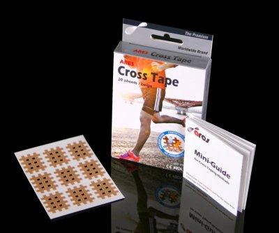 Ares CROSS Tape (20 lap/doboz) - 9 hálós / A