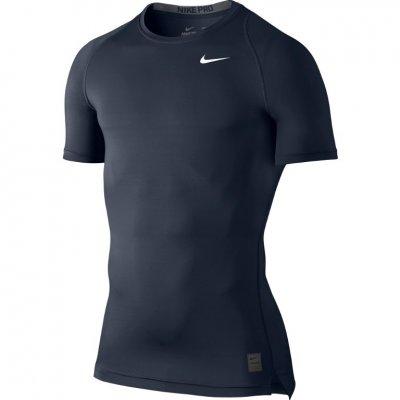 Nike Pro Cool férfi kompressziós felső - Navy